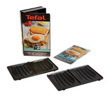 Plaque Tefal XA800112 - croque snack collection