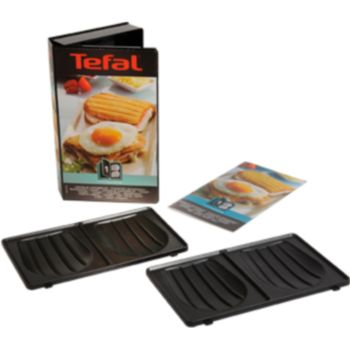 Tefal XA800112 - croque snack collection