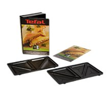 Plaque Tefal XA800212 - triangle snack collection