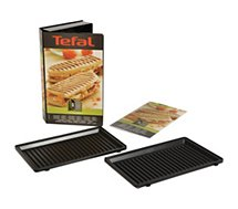 Plaque Tefal  XA800312 - grill-panini snack collection