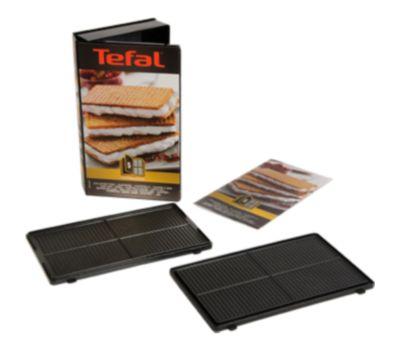 Pack tefal snack collection sw853d12 boulanger - Plaque tefal snack collection ...