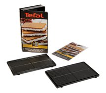 Plaque Tefal XA800512 - gaufrette snack collection