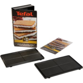 Tefal XA800512 - gaufrette snack collection