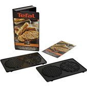 Plaque Tefal XA800712 - bricelets snack collection