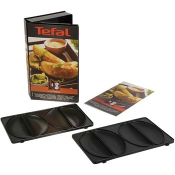tefal xa801212 empanadas snack collection accessoire. Black Bedroom Furniture Sets. Home Design Ideas