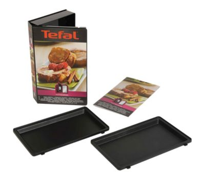 Pack tefal snack collection sw853d12 boulanger - Gaufrier tefal snack collection ...