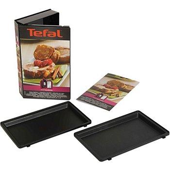 Tefal xa800912 2 plaques pain perdu accessoire appareil de cuisson boulanger - Plaque de cuisson boulanger ...
