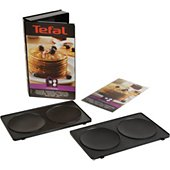 Plaque Tefal XA801012 - pancake snack collection