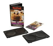 Tefal XA801012 - pancake snack collection