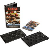 Plaque Tefal XA801212 - mini bouchée snack collection