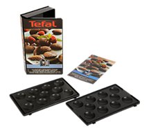 Plaque Tefal XA800812 - mini bouchée snack collection