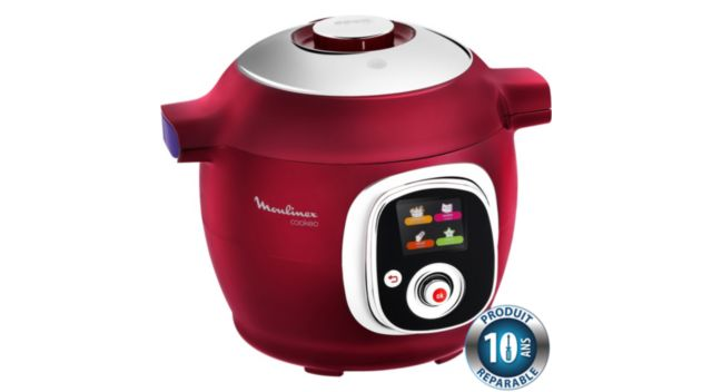 moulinex ce701500 cookeo rouge cookeo multicuiseur boulanger. Black Bedroom Furniture Sets. Home Design Ideas