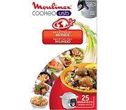 Moulinex COOKEO 25 recettes du monde