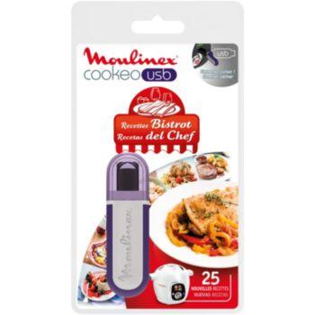 Moulinex cookeo 25 recettes bistrot livre de cuisine for Tablette special cuisine