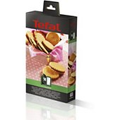 Plaque Tefal XA801412 - biscuits snack collection