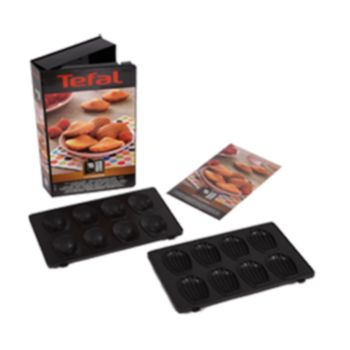 Tefal XA801512 - madeleine snack collection