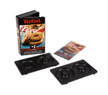 Plaque Tefal XA801612 - bagels snack collection
