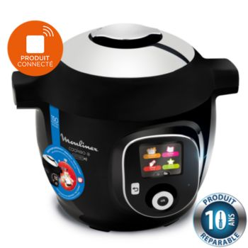 Moulinex Cookeo + Connect CE855800