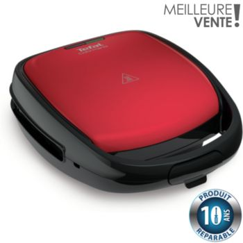 Tefal SNACK TIME COLORMANIA Rouge