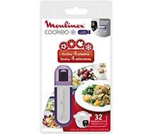 Clé USB Moulinex  COOKEO 32 recettes - 4 saisons