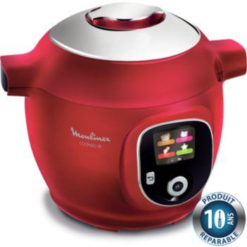 moulinex cookeo rouge 150 recettes ce851500 cookeo multicuiseur boulanger. Black Bedroom Furniture Sets. Home Design Ideas