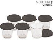 Verrine Moulinex Cookeo 6 verrines XA60600