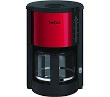 Cafetière filtre Tefal  CM310511 Rouge Inox