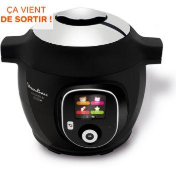 Moulinex Cookeo+ Connect 200 recettes 6L CE857800