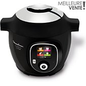 Cookeo Moulinex Cookeo + Connect 200 recettes CE857800