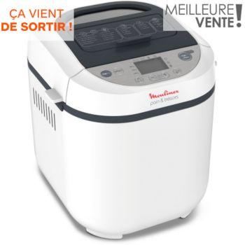 Moulinex Pains et trésors OW250110