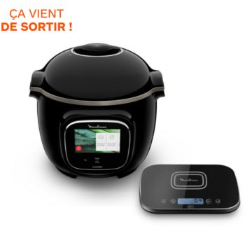 Moulinex Cookeo Touch Wifi Grameez CE916800