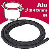 Joint pour autocuiseur SEB pour 8L diam 245 mm 790142