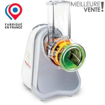 Moulinex DJ753E10 FRESH EXPRESS ARGENT 3 CONES
