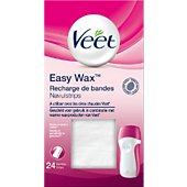 Bande à cire Veet Recharge Bandes EasyWax