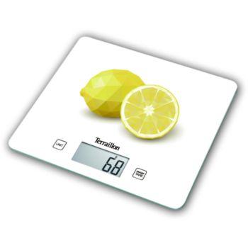 Terraillon T1040 Graphique Citron Balance De Cuisine