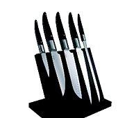 Bloc couteaux Laguiole Expression Aimanté 5 couteaux