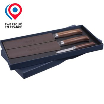 Opinel coffret trio Les Forges 1890 Chef 2