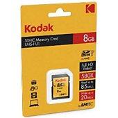 Carte SD Kodak KODAK - Carte Mémoire SDHC