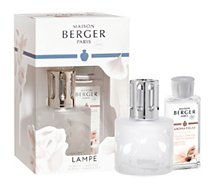 Diffuseur de parfum Lampe Berger  aroma Relax + 180ml Douceur orientale