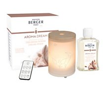 Diffuseur de parfum Lampe Berger  électrique Aroma Dream