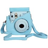 Housse Fujifilm  Instax mini Bleu