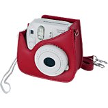 Fourre-tout Fujifilm  Instax mini luxe Rouge Carded