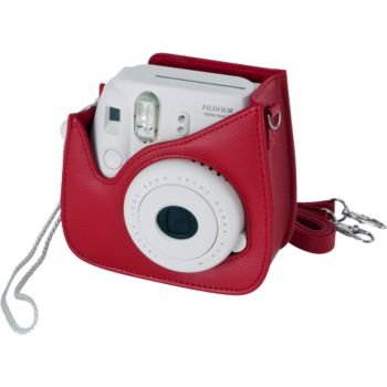 Fujifilm Instax mini luxe Rouge Carded