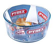 Moule en verre Pyrex à soufflé diam 21 cm Classic