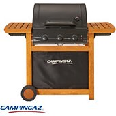 Barbecue gaz Campingaz Adelaide 3 Woody L -2017-