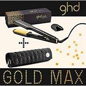 Fer multistyle GHD Gold Max avec pochette