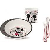 Coffret repas NUK Vaisselle Mickey