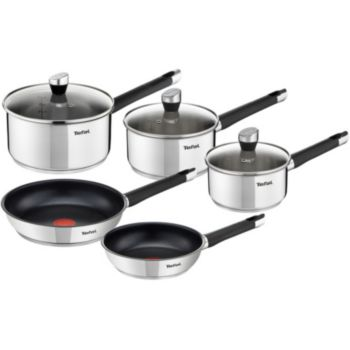 Tefal Emotion inox induction 5 pcs E823S524