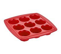 Moule en silicone Tefal Proflex rétractable 9 muffins