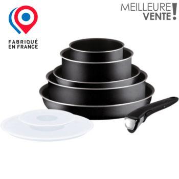 Tefal Ingenio Essential noir 8 pcs L2009902